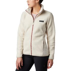 Columbia Panorama Full Zip Jacket Women, chalk